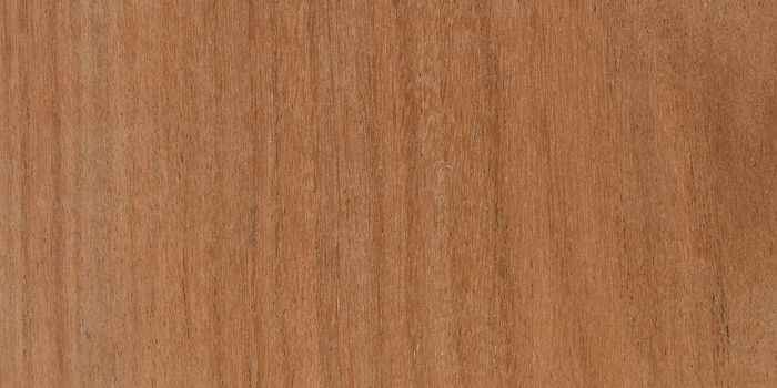 PEFC™ Certified Sapele Veneered MDF -