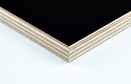 Meyer Commercial Chinese 120gm Smooth Film Faced Poplar Core Plywood CE2+ - EN314-2 Class 1. EN636-1. E1