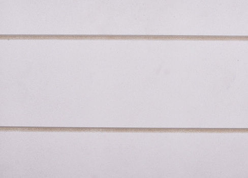 Neatmatch Moisture Resistant Primed v Groove Long Grain MDF - FSC® Certified Primed MDF