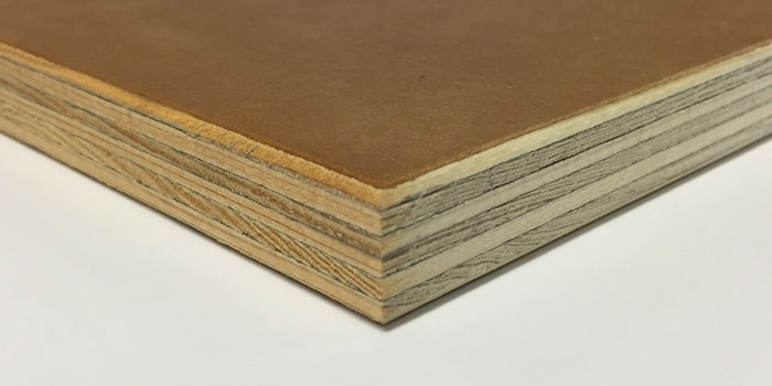 FSC® Certified WISA Form MDO Softwood Plywood - EN314-2 Class 3. EN636-3